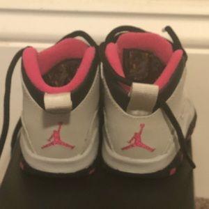 87084bb2c8261f Jordan Shoes - Jordan Retro 10  Toddler Girl 3C